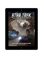 Star Trek Adventures Star Trek Adventures: Quickstart Guide - 4 FRPGD Points