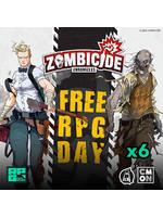 Zombicide Chronicles Zombicide Chronicles: Mission Booklet - 3 FRPGD Points