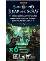 Warhammer Age of Sigmar: Soulbound Reap and Sow - 3 FRPGD Points