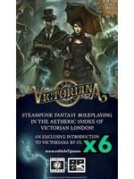 Victoriana Going Underground- 3 FRPGD Points