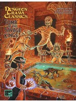 Dungeon Crawl Classics Tomb of the Savage Kings - 3 FRPGD Points