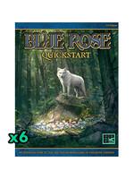 Blue Rose Blue Rose - 3 FRPGD Points