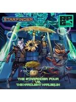 Starfinder The Starfinder Four vs. The Hardlight Harlequin - 2 FRPGD Points