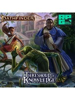 Pathfinder Second Edition Threshold of Knowledge - 2 FRPGD Points