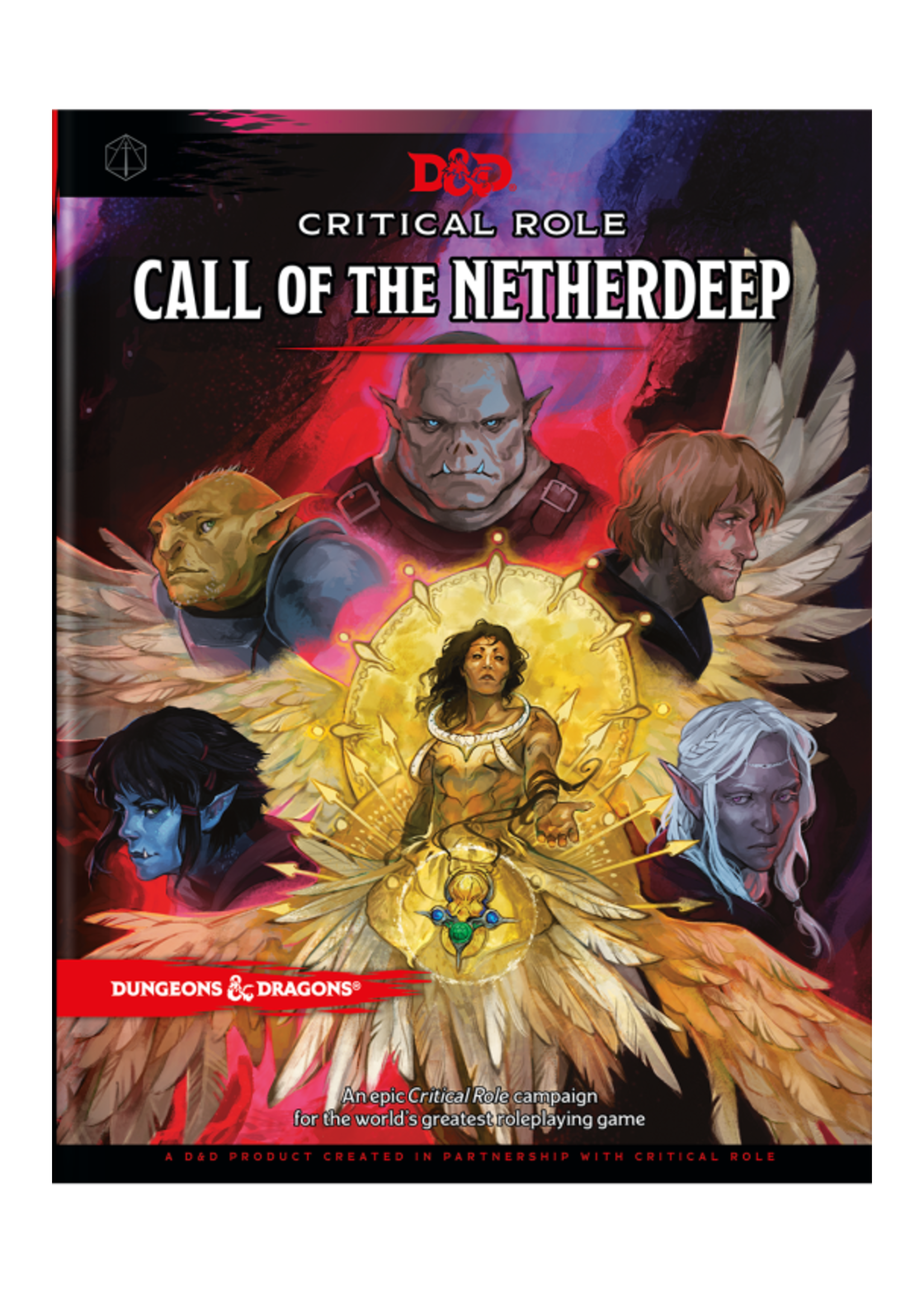 Dungeons & Dragons Critical Role: Call of the Netherdeep