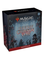 Magic: The Gathering Innistrad Crimson Vow prerelease kit