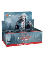 Magic: The Gathering Innistrad Crimson Vow Draft Booster Box (36)