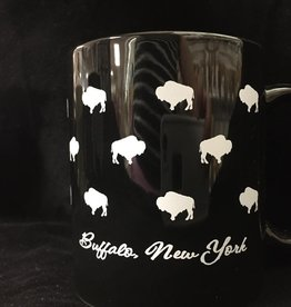 Buffalo Collection Herd of Buffalo Mug