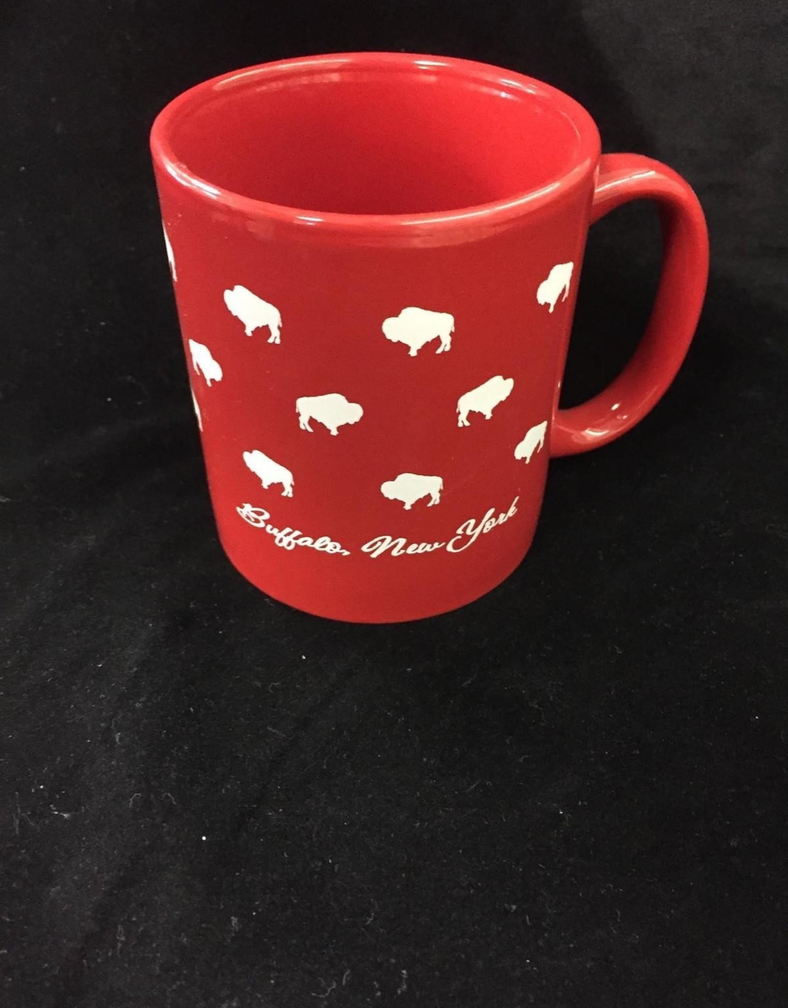 Herd of Buffalo Mug