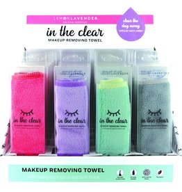 D.M. MERCHANDISING INC. Makeup Removing Towel
