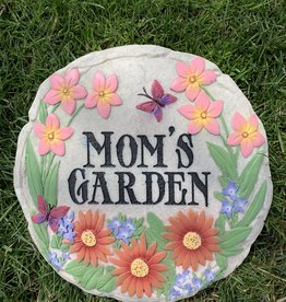 SPOONTIQUES, INC. MOM'S GARDEN STEPPING STONE