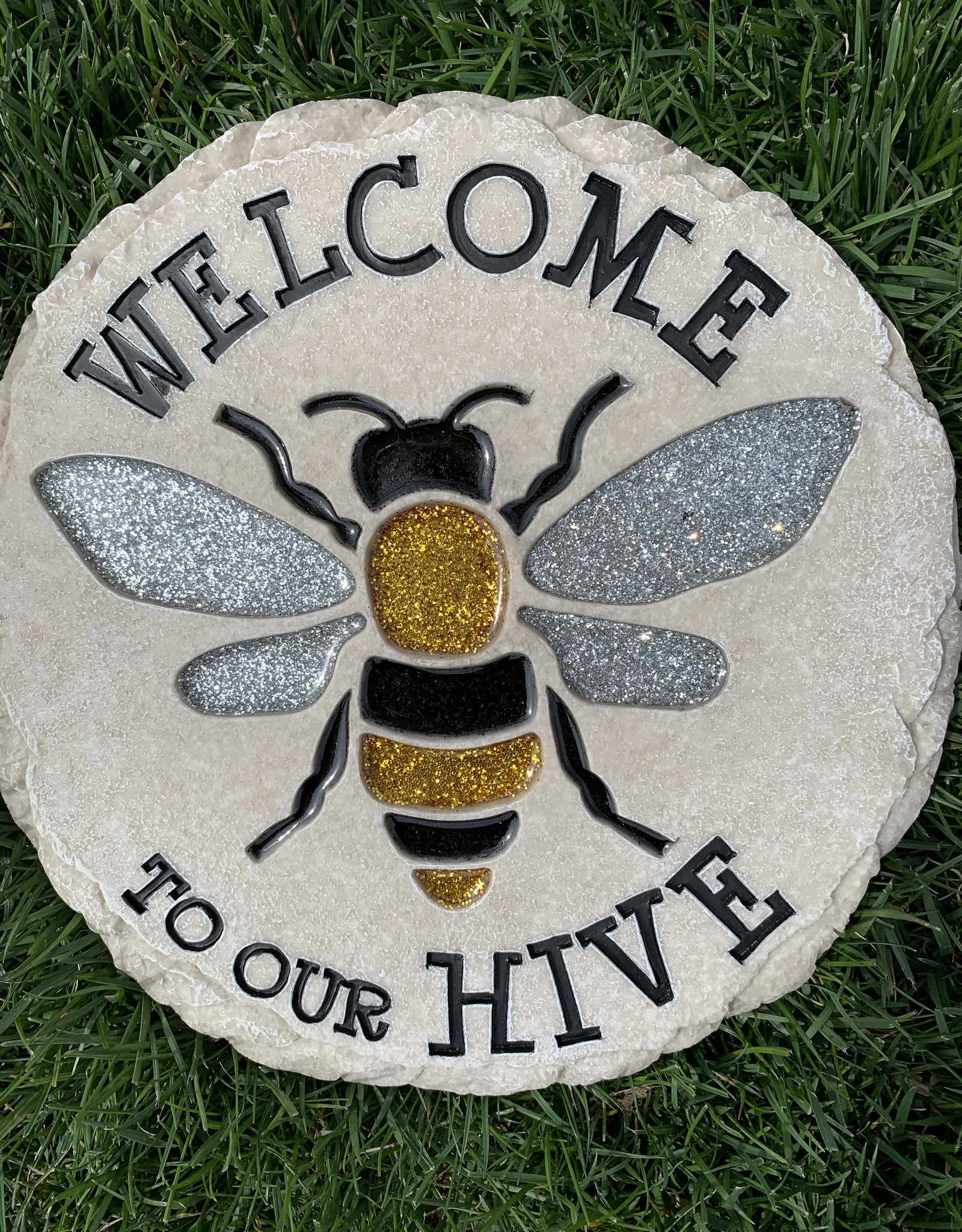 SPOONTIQUES, INC. WELCOME TO OUR HIVE STEPPING STONE