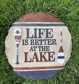 SPOONTIQUES, INC. BETTER AT THE LAKE STEPPING STONE