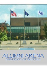 FEEL GOOD GREETINGS INK ALUMNI ARENA AT UNIVERSITY OF BUFFALO STONE COASTER