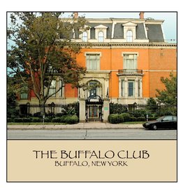 FEEL GOOD GREETINGS INK THE BUFFALO CLUB STONE COASTER