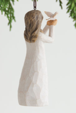 DEMDACO WILLOW TREE - SOAR ORNAMENT
