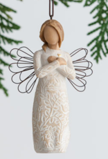 DEMDACO WILLOW TREE - REMEMBRANCE ORNAMENT