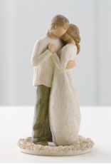 DEMDACO WILLOW TREE - PROMISE CAKE TOPPER