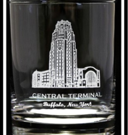 CENTRAL TERMINAL ROCK GLASS