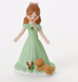 ENESCO BRUNETTE AGE 7