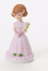 ENESCO BRUNETTE GROWING UP GIRL - AGE 5