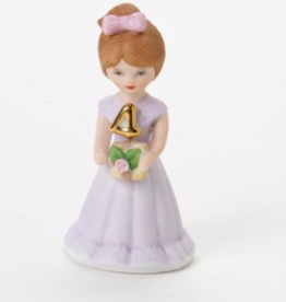 ENESCO BRUNETTE AGE 4