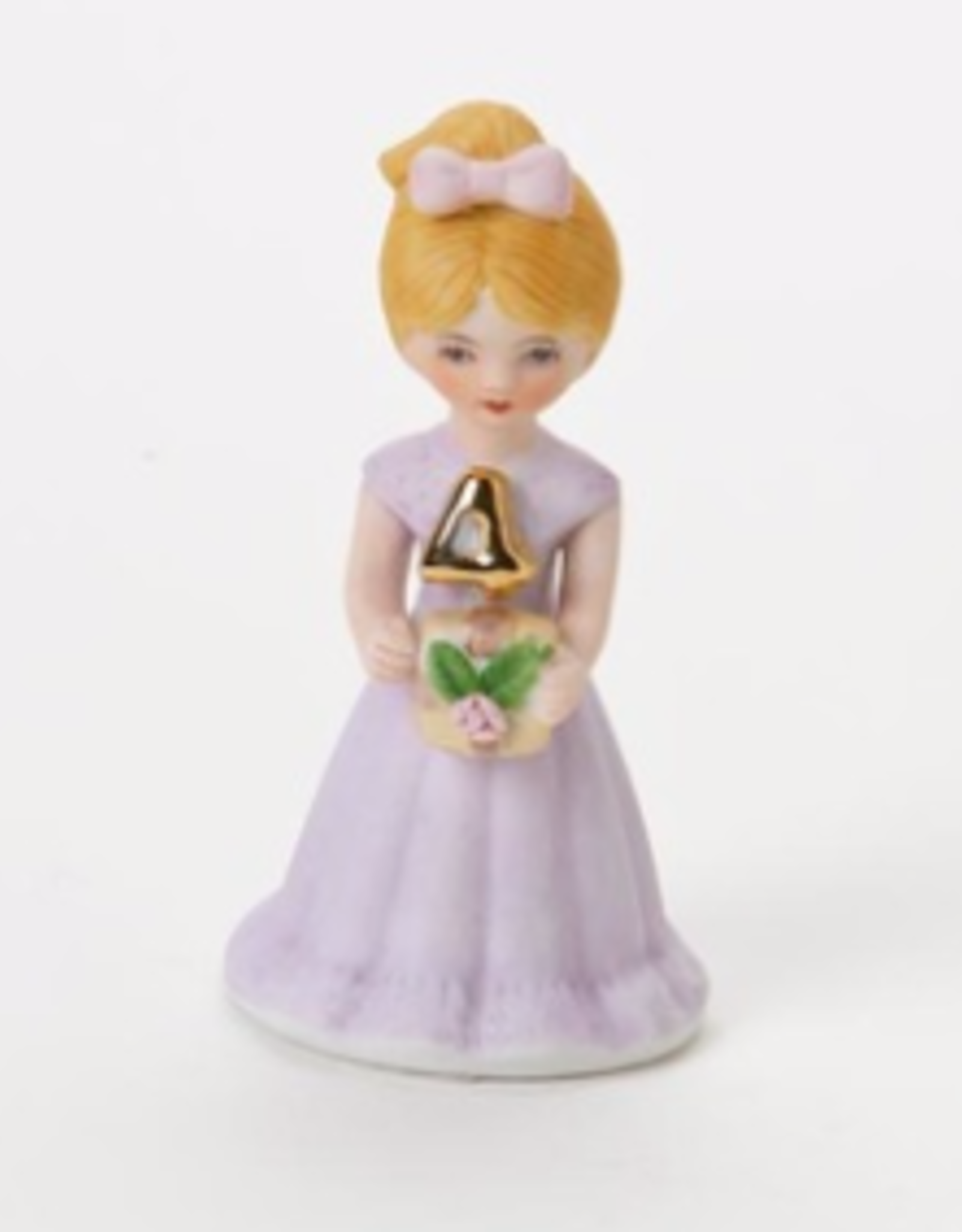 ENESCO BLONDE GROWING UP GIRL - AGE 4