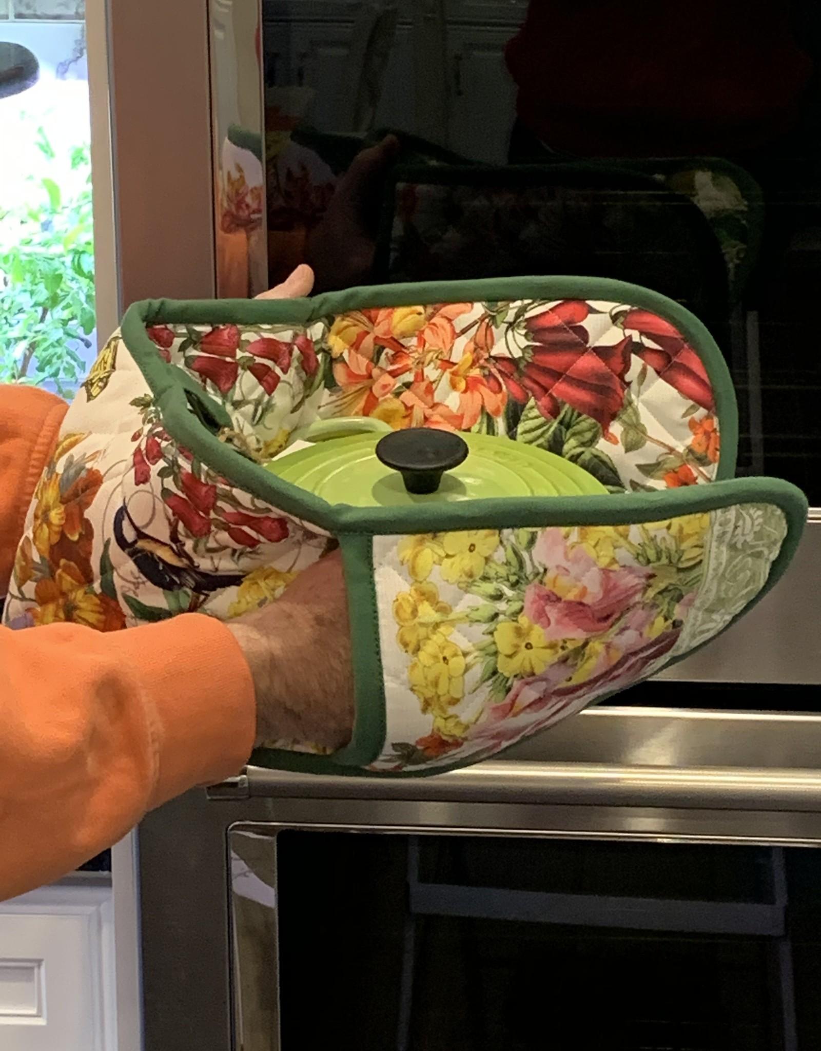 MICHEL DESIGNS Summer Days Double Oven Glove