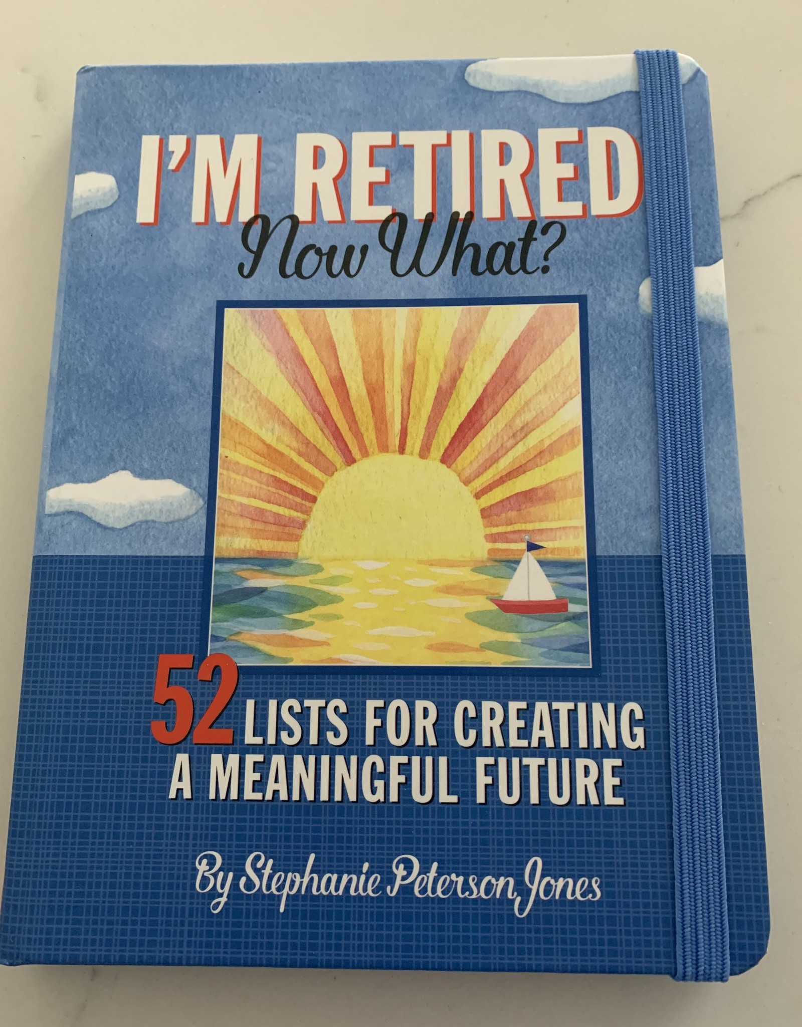 PETER PAUPER PRESS I'm Retired Now What? Journal