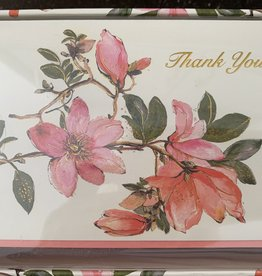 PETER PAUPER PRESS Thank You Notecards - Magnolia