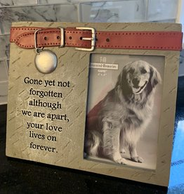 GANZ Dog Sympathy Frame
