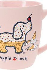 PAVILION Ice Cream Puppie Love Mug