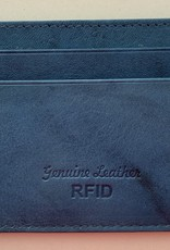 INTERCONTINENTAL LEATHER IND RFID Credit Card Holder