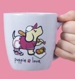 PAVILION Soccer Puppie Love Mug