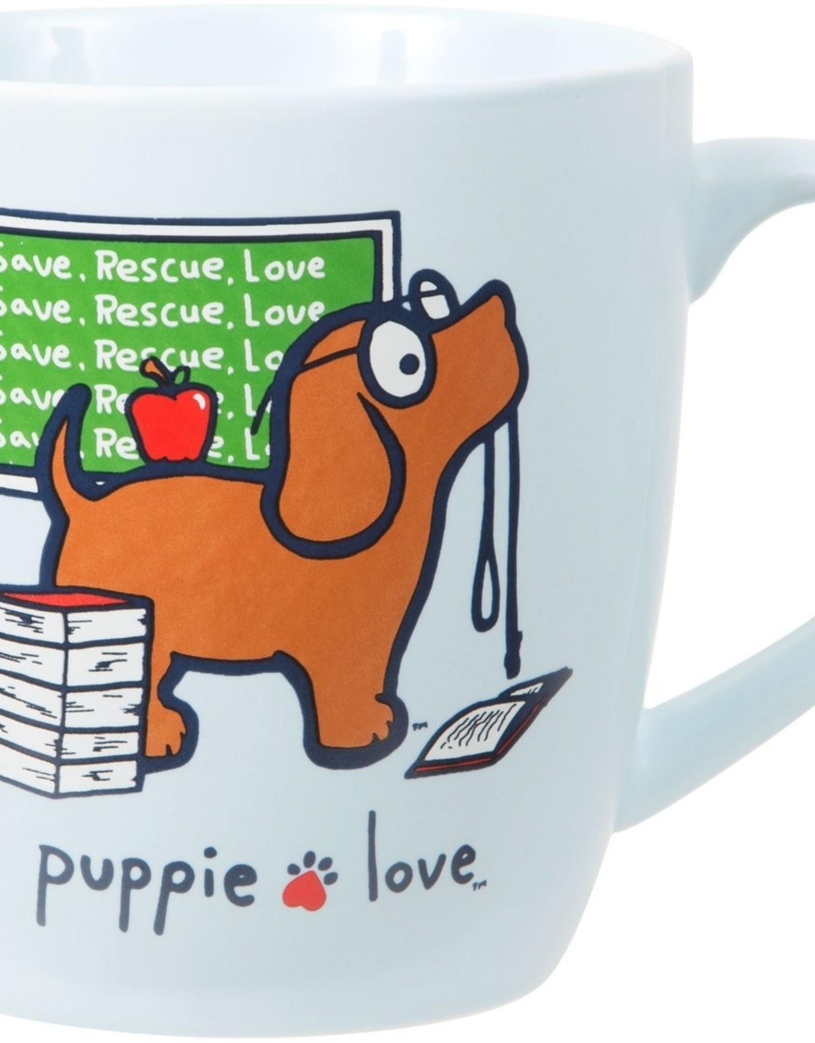 PAVILION Teacher Puppie Love Mug