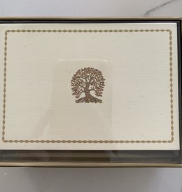 PETER PAUPER PRESS BOXED NOTECARDS - TREE OF LIFE