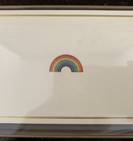 PETER PAUPER PRESS BOXED NOTECARDS - RAINBOW