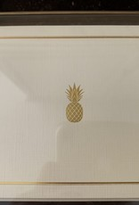 PETER PAUPER PRESS BOXED NOTECARDS - PINEAPPLE