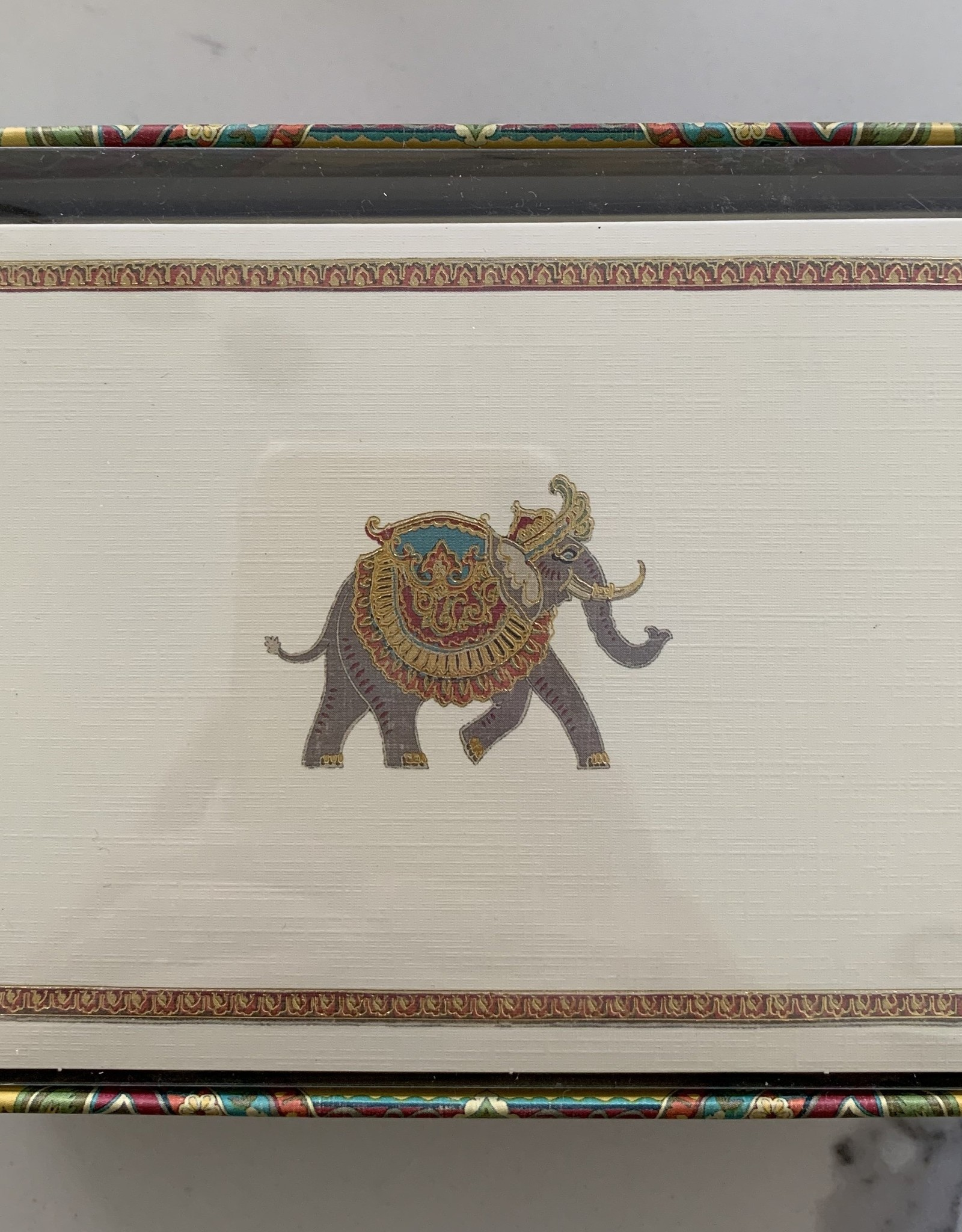 PETER PAUPER PRESS BOXED NOTECARDS - ELEPHANT FESTIVAL