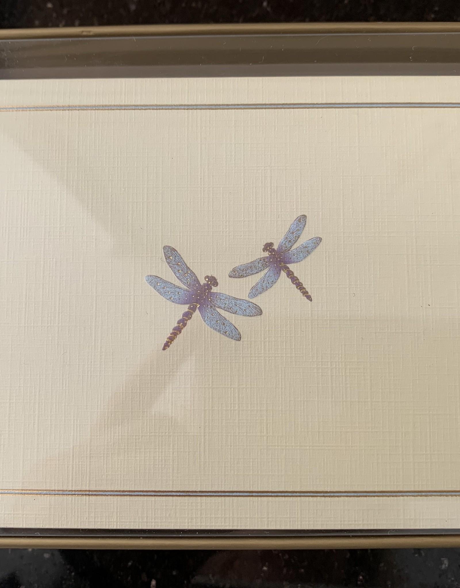 PETER PAUPER PRESS BOXED NOTECARDS - DRAGONFLIES