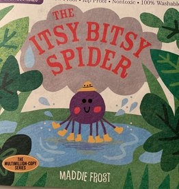 WORKMAN PUBLISHING Indestructibles Book - The Itsy Bitsy Spider