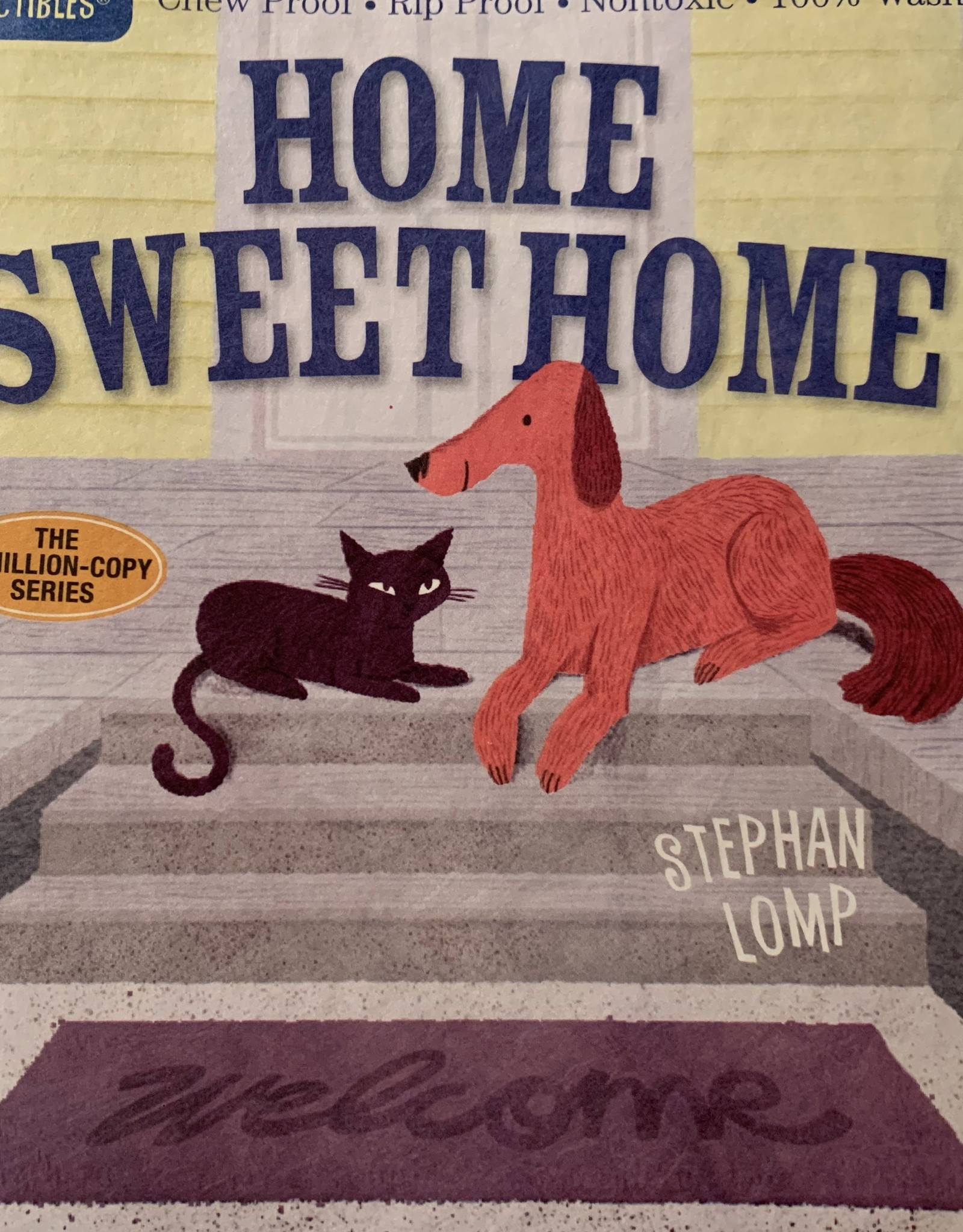 WORKMAN PUBLISHING Indestructibles Book - Home Sweet Home