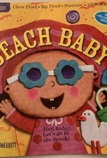 WORKMAN PUBLISHING Indestructibles Book - Beach Baby