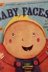 WORKMAN PUBLISHING Indestructibles Book - Baby Faces