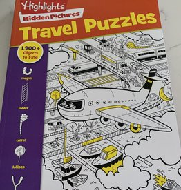 RANDOM HOUSE Highlights Travel Puzzles