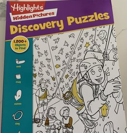 RANDOM HOUSE Highlights Discovery Puzzles