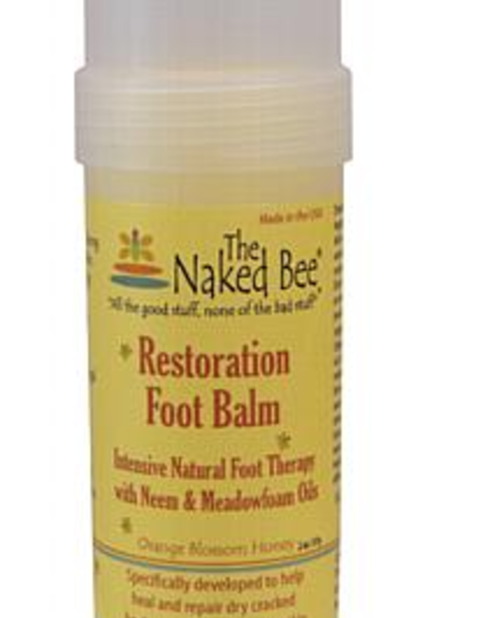 NAKED BEE The Naked Bee Restoration Foot Balm