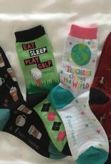 FOOT TRAFFIC Women's Crew Socks