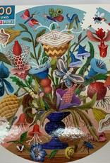 EEBOO Crazy Bug Bouquet Puzzle