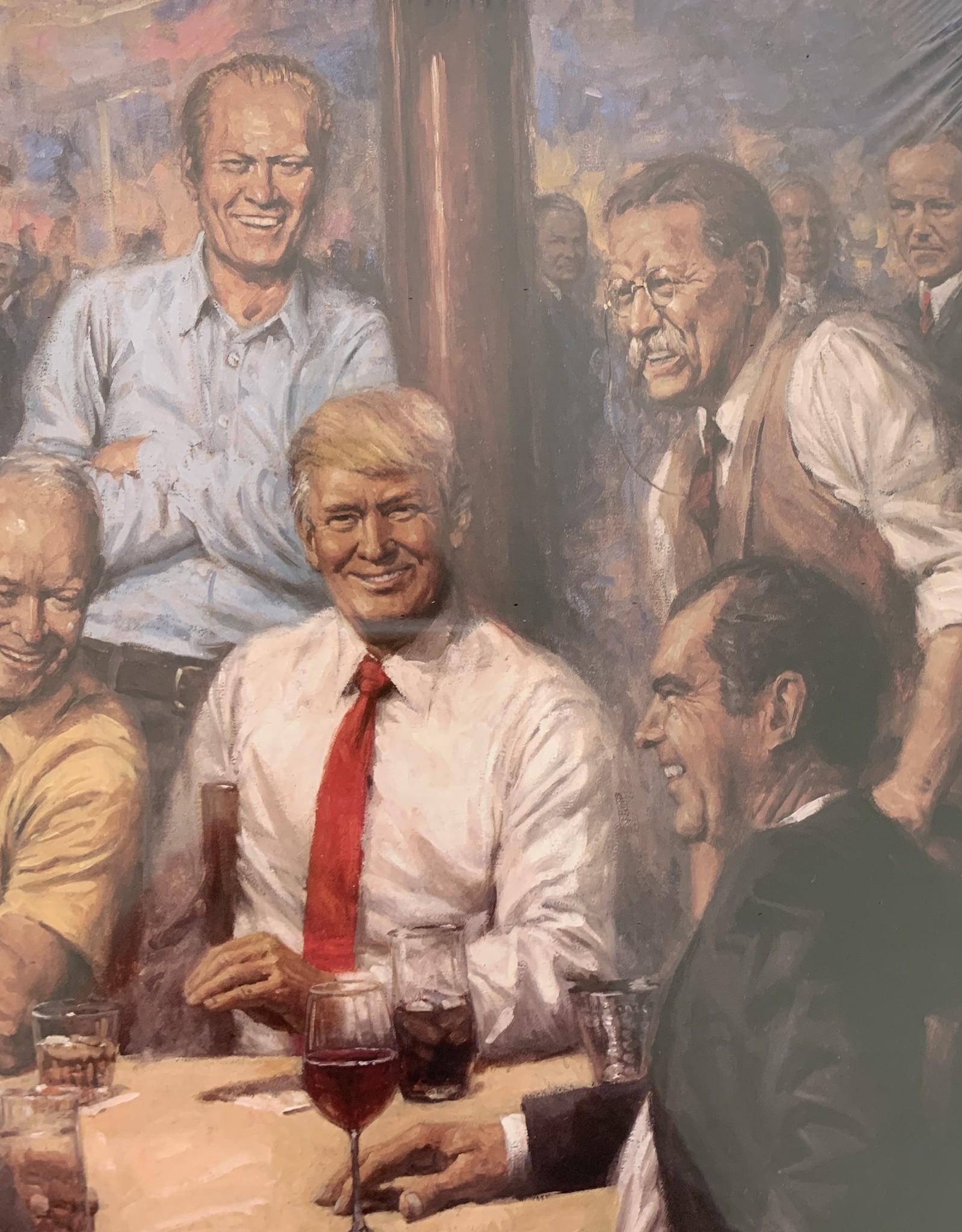 SUNSOUT, INC 550 pc Republican Club Puzzle